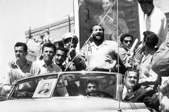 تصاویر : کودتای ۲۸ مرداد به روایت تصویر