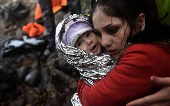 تصاویر : اوضاع وخیم پناهجویان به روایت عکاس یونانی