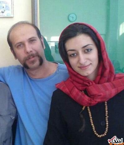 عکس/جناب خان و همسرش