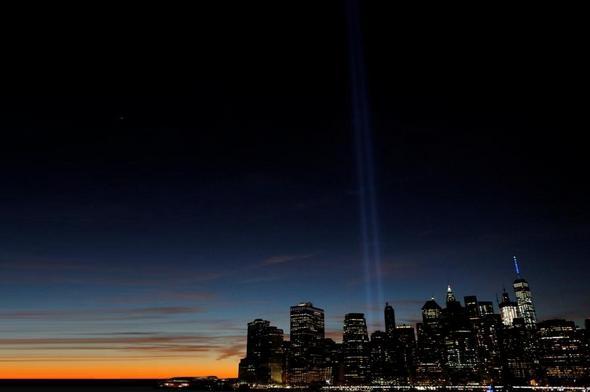 تصاویر : مراسم یادبود ۱۱ سپتامبر در نیویورک