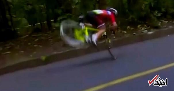 علت مرگ بهمن گلبارنژاد دوچرخه سوار پارالمپیک 2016 ریو بیوگرافی بهمن گلبارنژاد