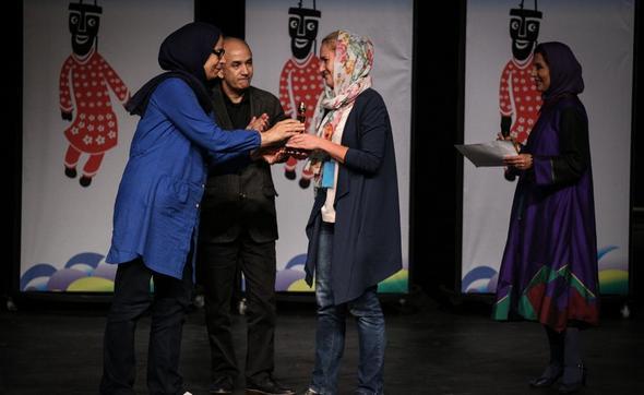 تصاویر : اختتامیه جشنواره نمایش عروسکی