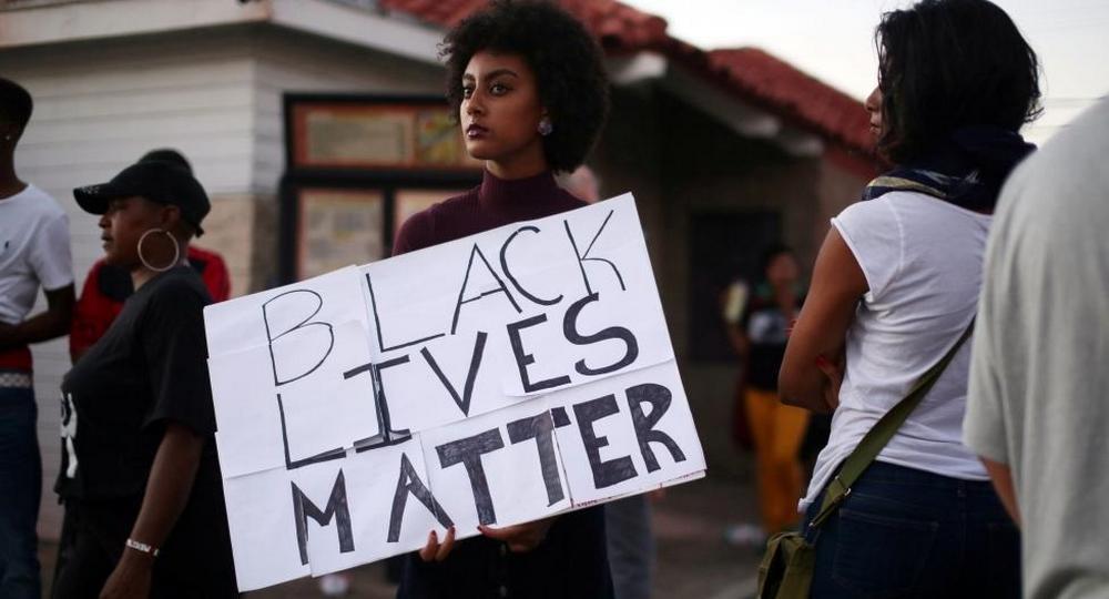 تصاویر : اعتراض سیاهپوستان به نژادپرستی پلیس در کالیفرنیا