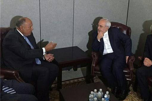 بهبود روابط ایران و مصر پس از دیدار ظریف و سامح شکری در نیویورک؟ / رئیس دفتر حافظ منافع مصر: امیدواریم با همکاری دوستان ایرانی مسائل فیمابین حل شود