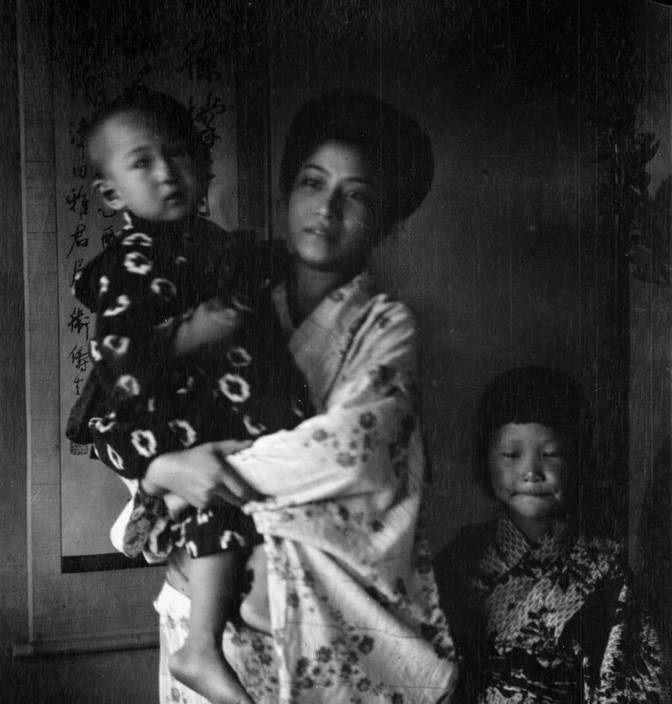 تصاویر : ژاپن در صد سال قبل