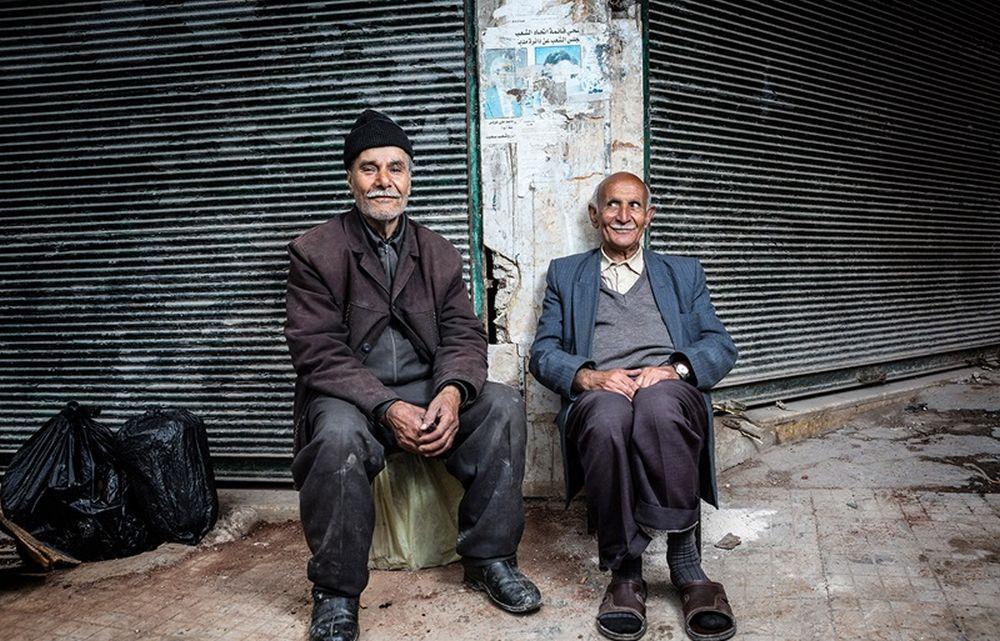 تصاویر : زندگی زیر پوست قتل عام