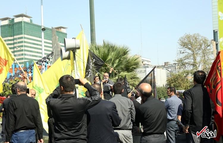 الله کرم در تجمع علیه بازی ایران - کره: نگران تکرار عاشورای 88 در بازی ایران و کره هستم!/ بازی در کشور دیگری انجام شود یا بدون تماشاگر!