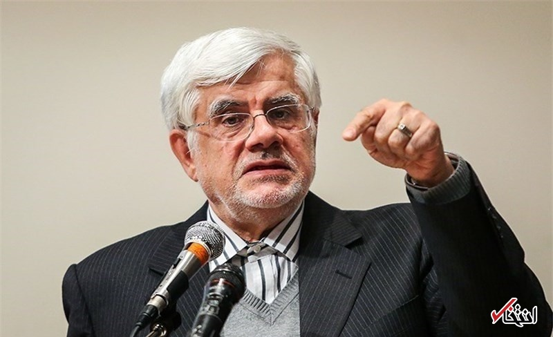 عارف: زورشان نمیرسد اصلاحطلبان را از حاکمیت بیرون کنند/ با تهدید و پرونده سازی میخواهند جریان اصلاحات را منفعل کنند