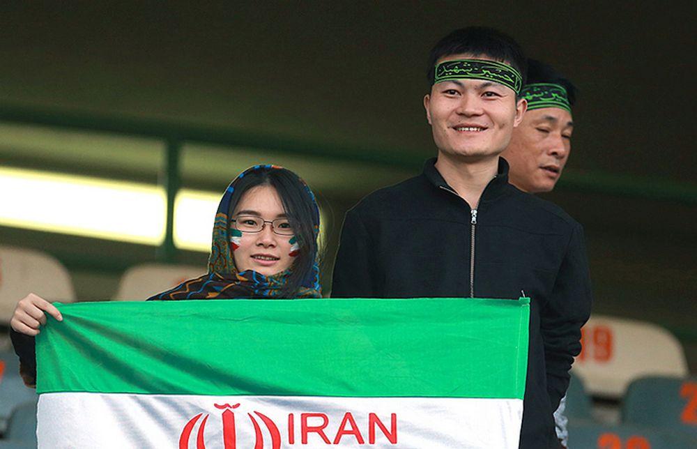 سوژه های دیدنی بازی تیم ملی ایران و کره