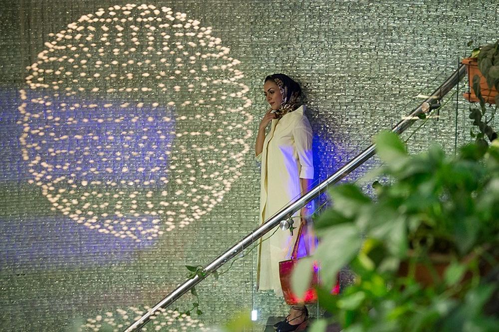 تصاویر : هنرمندان در اکران «سیانور»