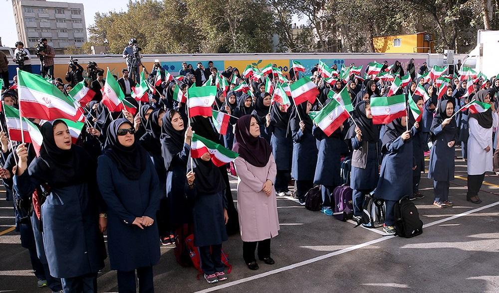 تصاویر : مراسم بازگشایی مدارس سراسر کشور