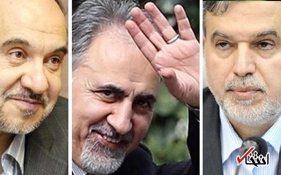 وزارت نجفی،سلطانیفر  و صالحی امیری قطعی شد