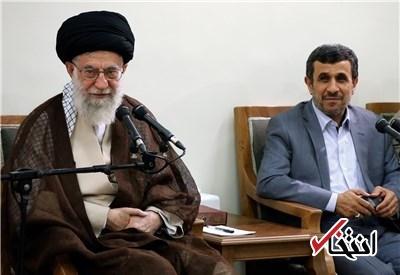 واکنش احمد نژاد به سخنان رهبری / هزینه تراشی احمدی نژاد برای نظام