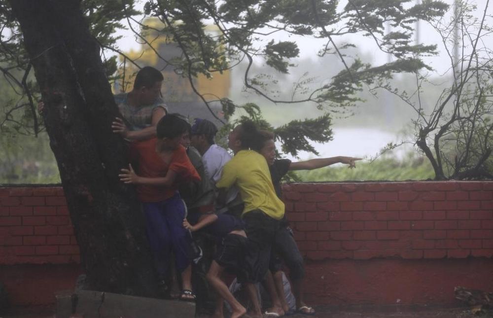 تصاویر : توفان «مگی» در تایوان