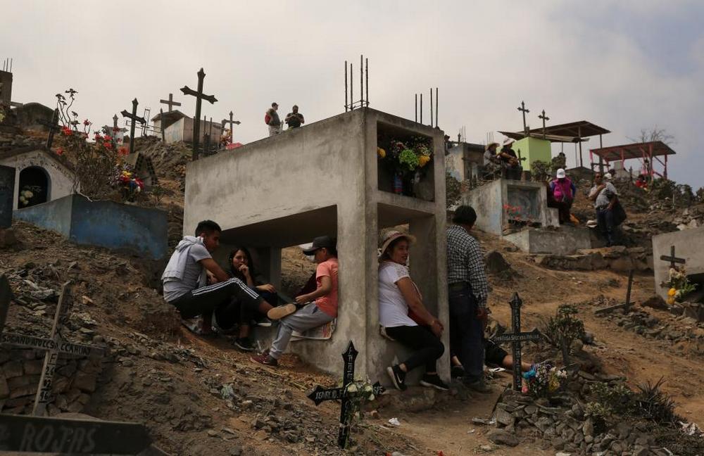 تصاویر : جشن روز مردگان (2)