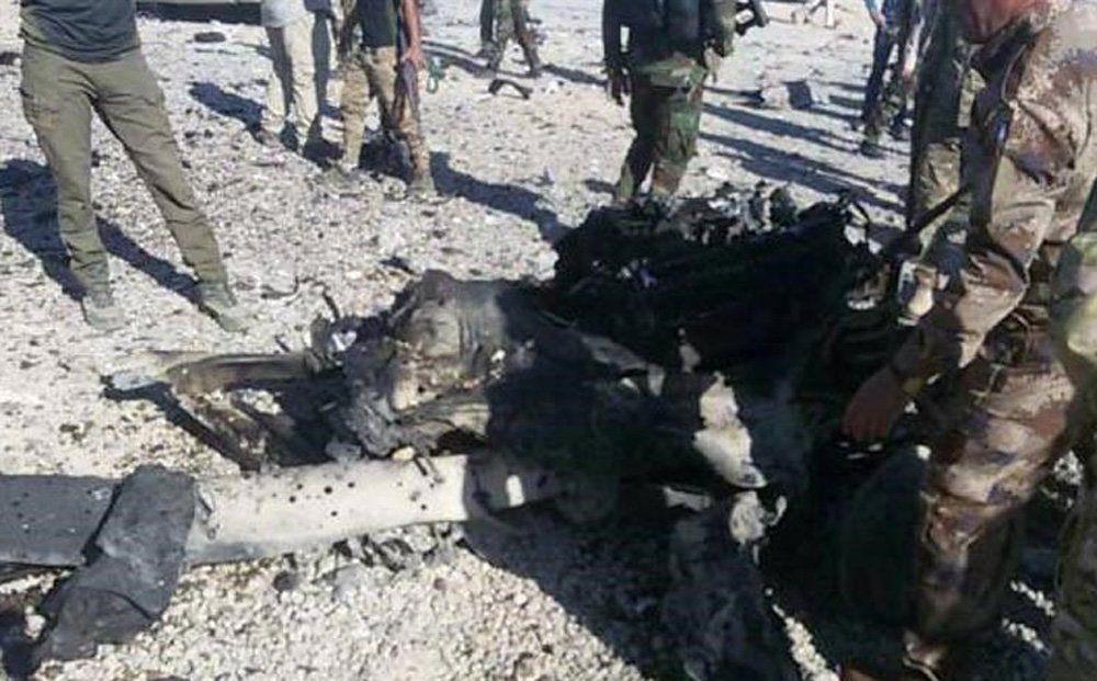 ع  ایرانی تصاویر : حمله تروریستی در سامرا