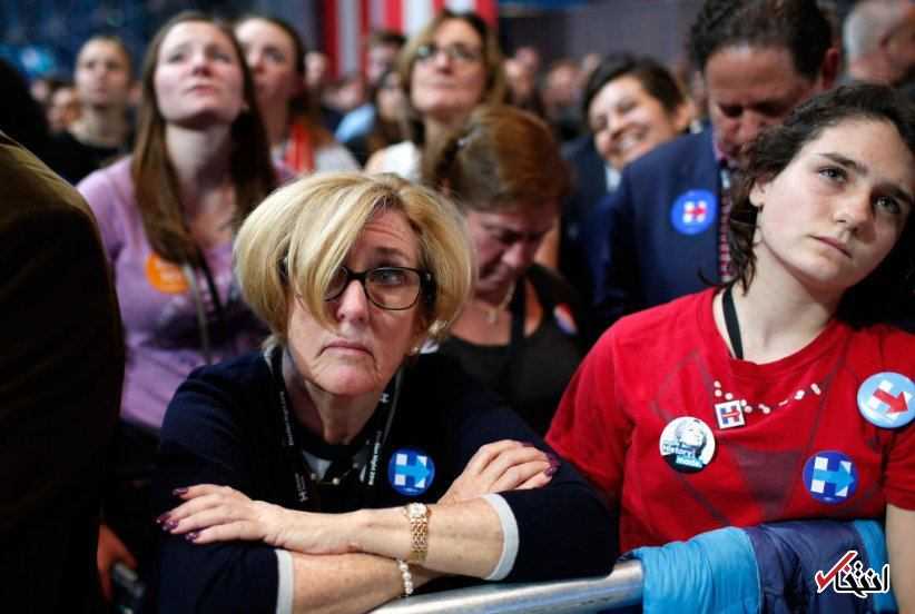 اخبار لحظه به لحظه خبرنگار «انتخاب» از نتایج انتخابات آمریکا: پیروزی ترامپ در 14 ایالت ؛ 9 ایالت برای هیلاری/ ترامپ 140 الکترال و هیلاری 104 الکترال دارد