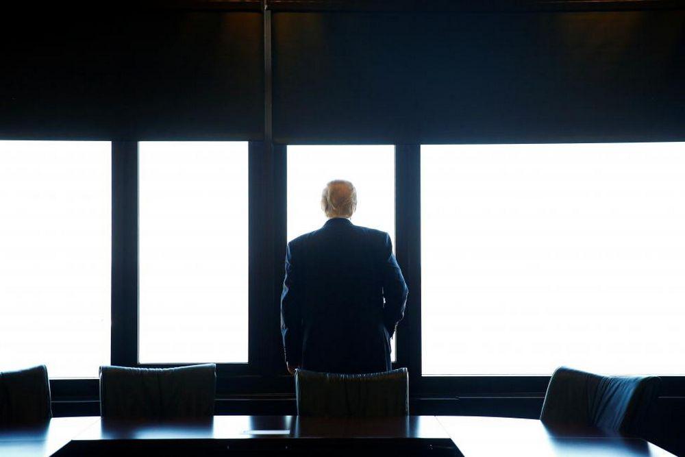 تصاویر : ترامپ از انتخابات درون حزبی تا کلید کاخ سفید
