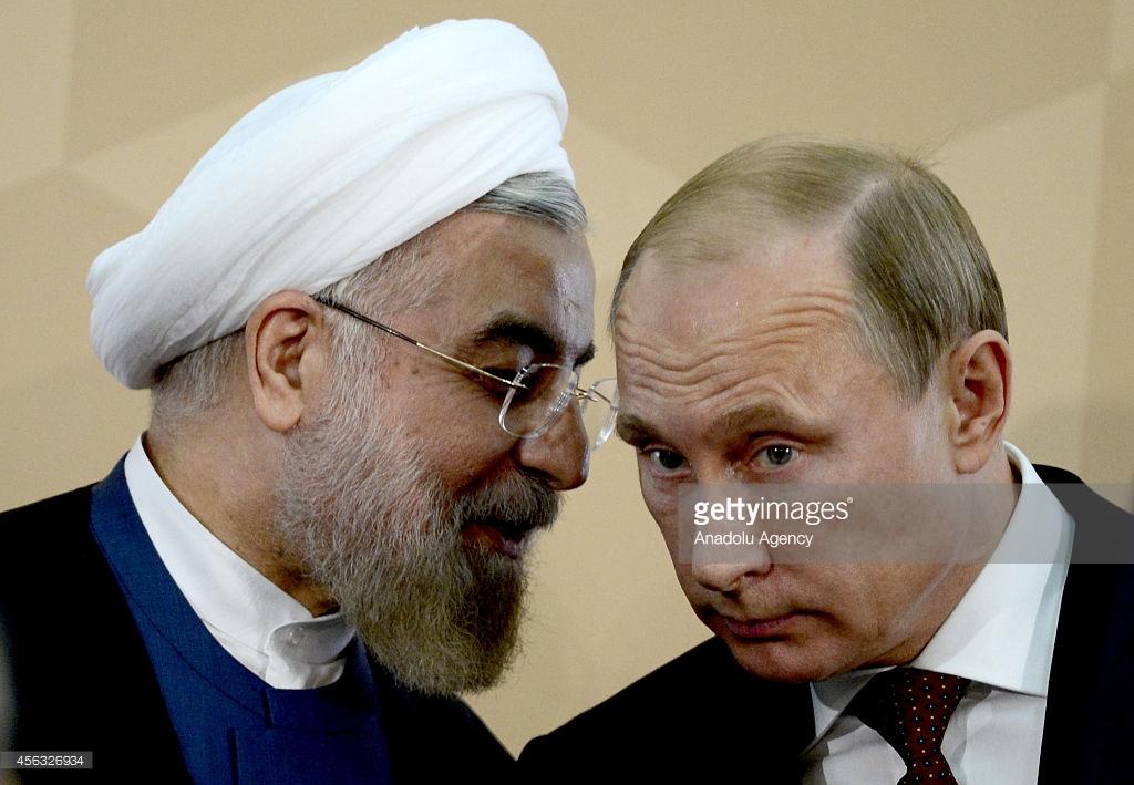 آیا ایران و روسیه بزودی از متحدانی نزدیک به رقبایی جدی تبدیل می شوند؟
