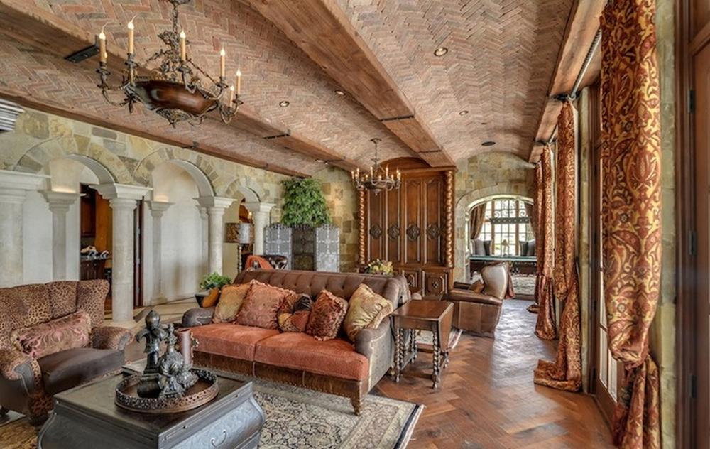 تصاویر : فروش قصر رویایی آنجلینا جولی و برد پیت