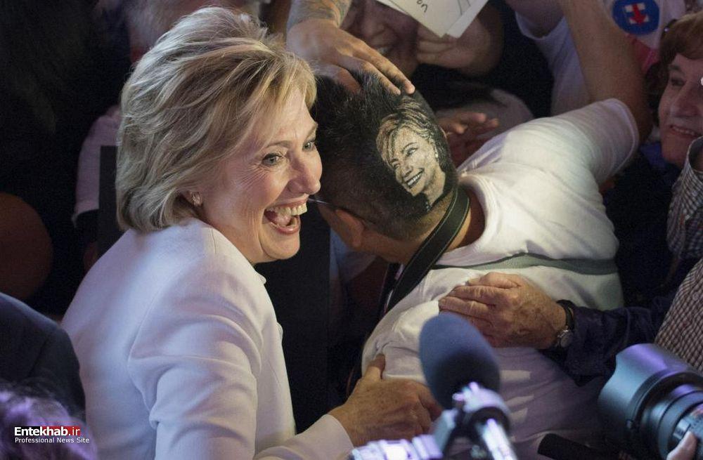 تصاویر : دو هفته به روز انتخابات در آمریکا