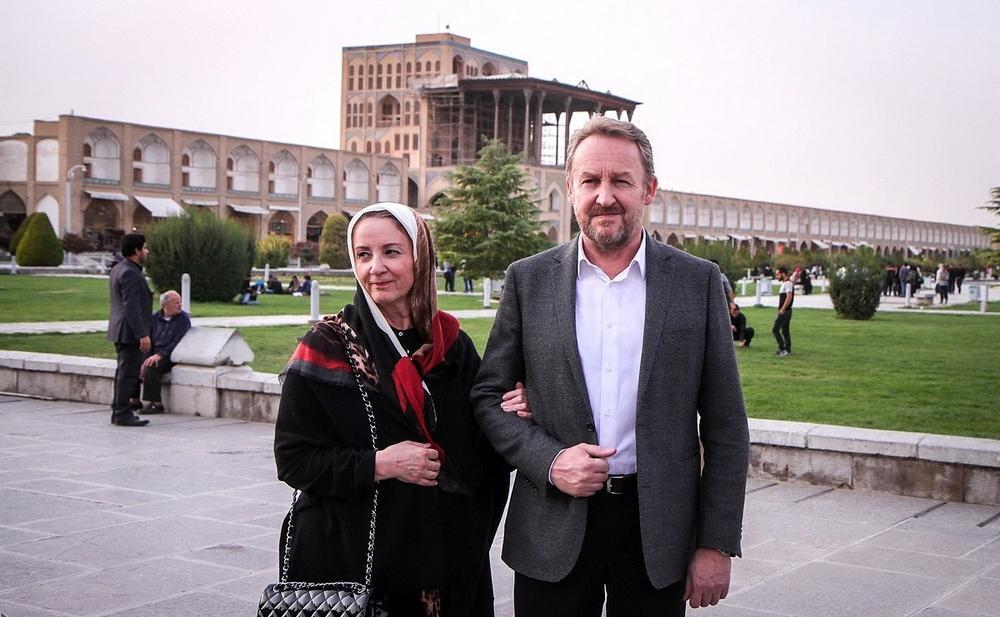 تصاویر : سفر رئیس جمهور بوسنی و هرزگویین به اصفهان
