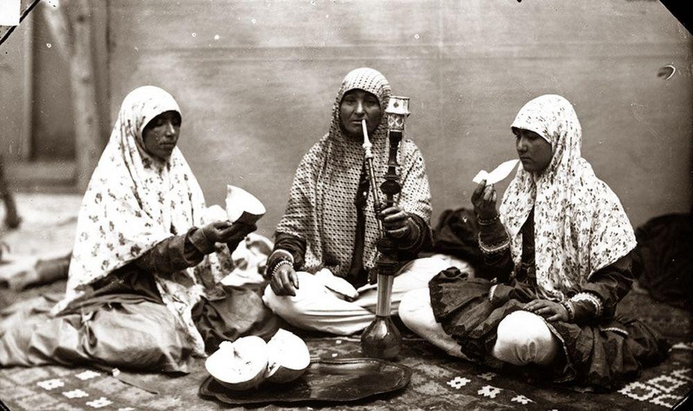 تصاویر : عصر ناصری به روایت یک آلمانی