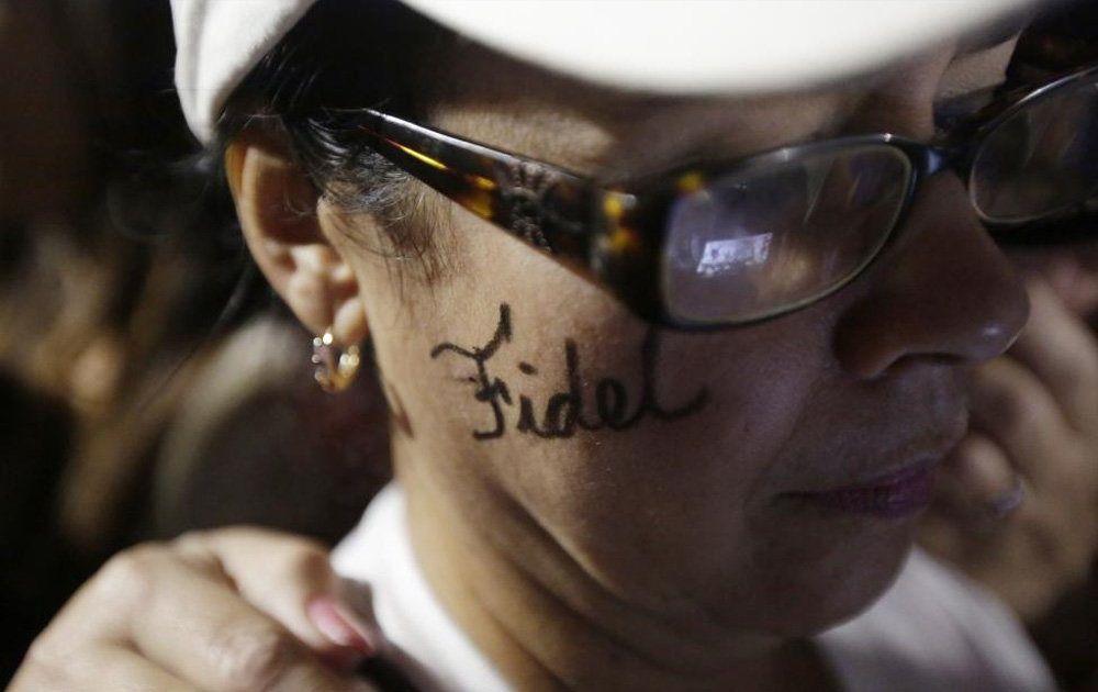 تصاویر : رهبران جهان در مراسم یادبود کاسترو