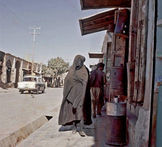 تصاویر : افغانستان قبل از طالبان