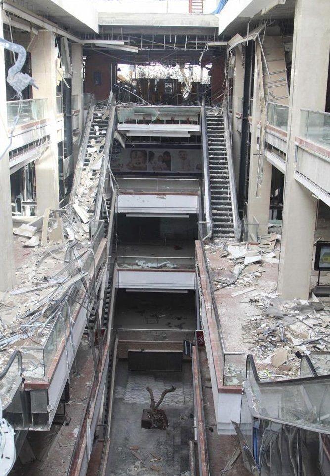 تصاویر : حلب قبل و بعد از جنگ