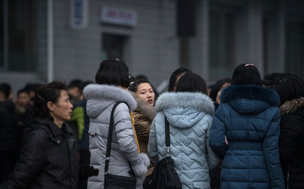 تصاویر : زندگی در کره شمالی