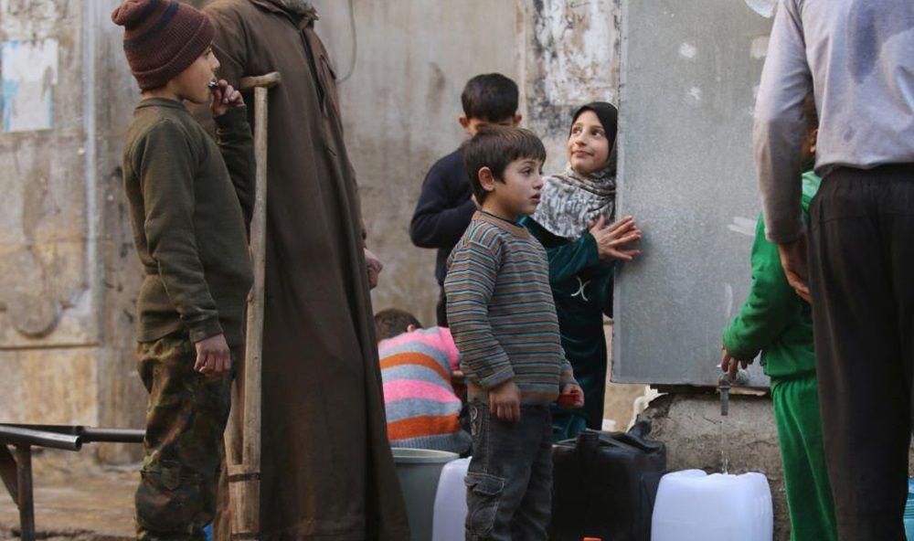 تصاویر : آزادسازی حلب از دست تروریستها