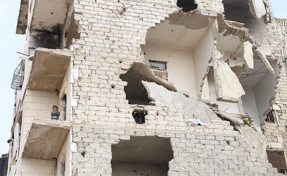 تصاویر : حلب پس از آزادی