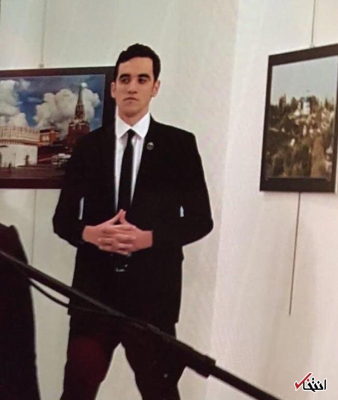 فوری/ سفیر روسیه در ترکیه ترور شد / ضارب هنگام تیراندازی فریاد زد: انتقام حلب را خواهیم گرفت / مهاجم پس از درگیری با نیروهای امنیتی به شدت زخمی شد+تصاویر