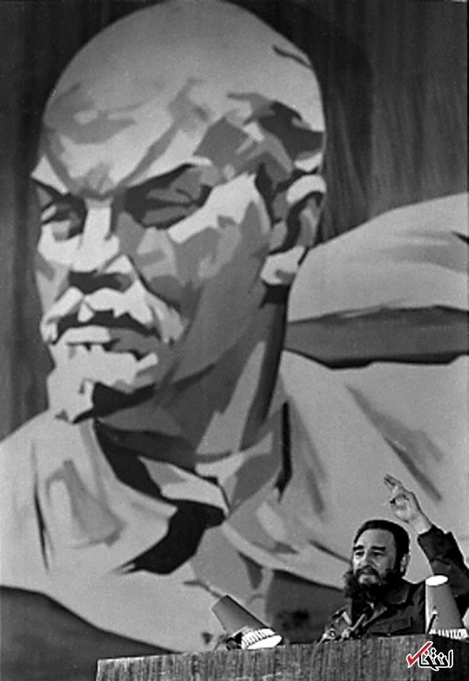 فیدل کاسترو به روایت تصویر