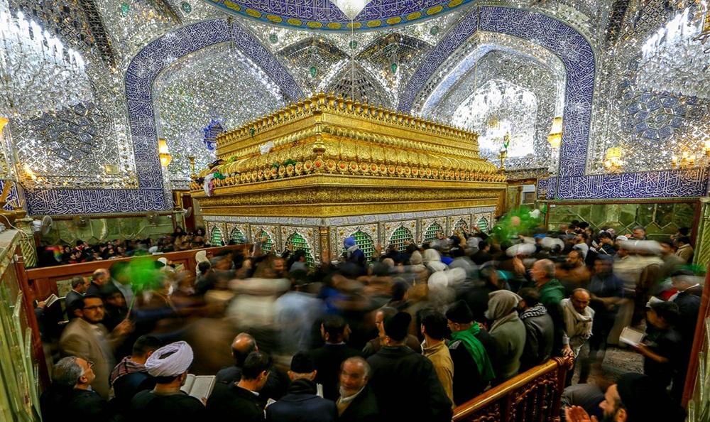 تصاویر : حرم مولای مهر