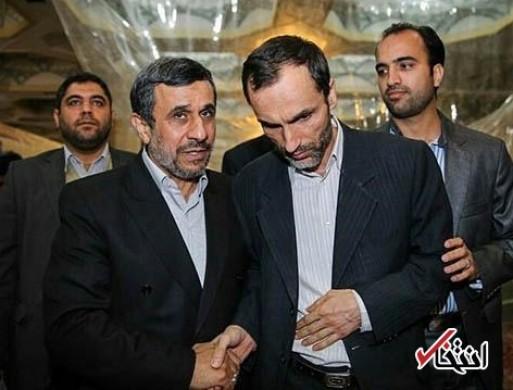 احمدی نژاد برای ثبت نام خود در انتخابات به وزارت کشور خواهد رفت یا بقایی؟