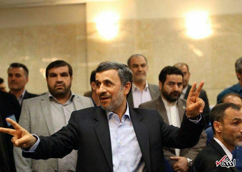 فوری / احمدی نژاد در انتخابات ریاست جمهوری ثبت نام کرد