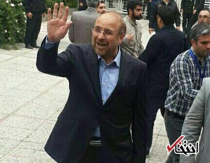فوری/ قالیباف وارد وزارت کشور شد