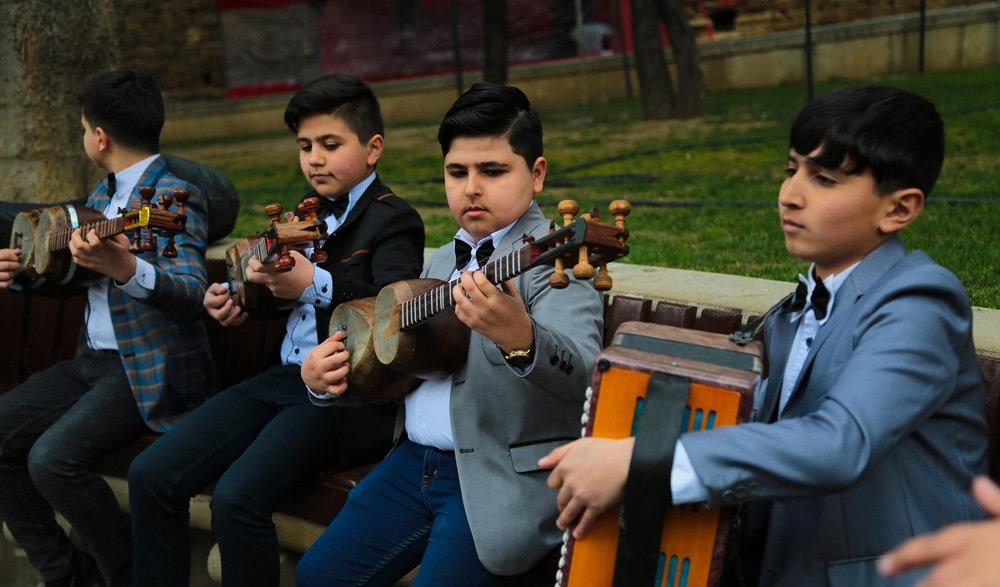 تصاویر : جشن نوروز در باکو