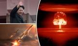 کره شمالی موتور موشکی قدرتمند جدید آزمایش کرد