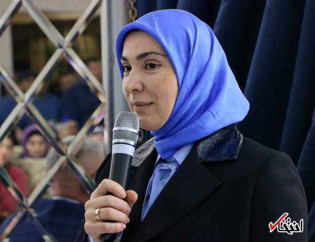 تصاویر : یک زن مسلمان رقیب پوتین در انتخابات ریاست جمهوری روسیه