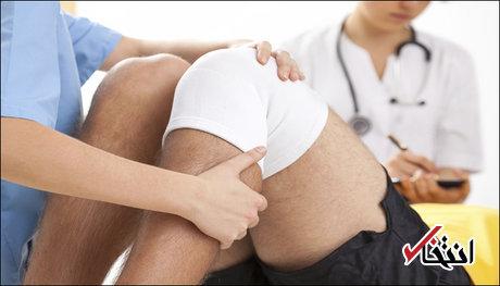 خطر ابتلا به ساییدگی زانو با نشستن چهار زانو
