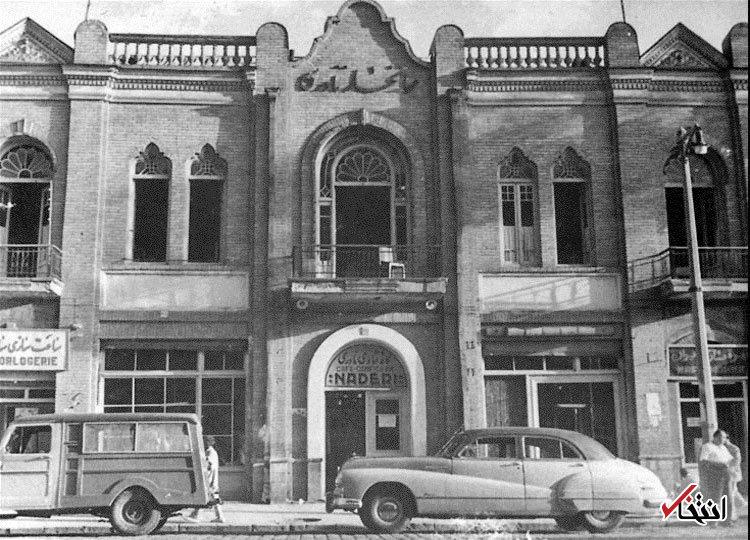 مالک اصلی کافه نادری در آمریکاست / شک نکنید این کافه بالاخره تخریب خواهد شد؛ حداکثر تا یک سال آینده / عضو شورای شهر: مزایده موجب نگرانی شده بود؛ قرار نبود ملک تخریب شود
