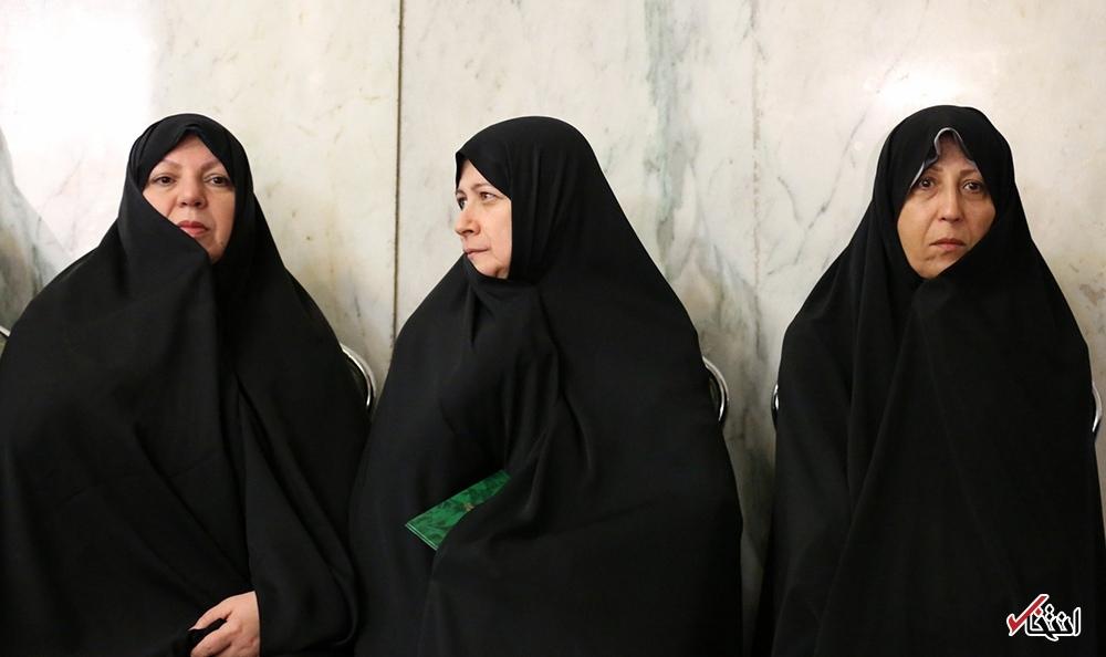 تصاویر : مراسم اولین سالگرد درگذشت آیت الله هاشمی رفسنجانی