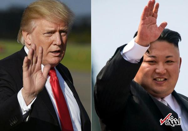 اظهارات ترامپ درباره احتمال بهبود روابط با کیم جونگ اون: به نظرم غافلگیر می شوید