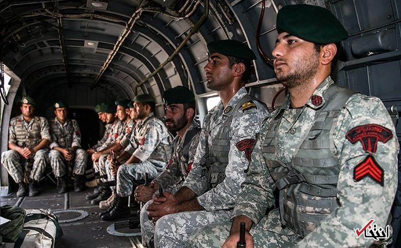 تکاوران ارتش با کشتی راهی محل نفتکش سانچی شدند