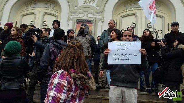 ادامه اعتراضات علیه گرانی و بازداشتها در تونس