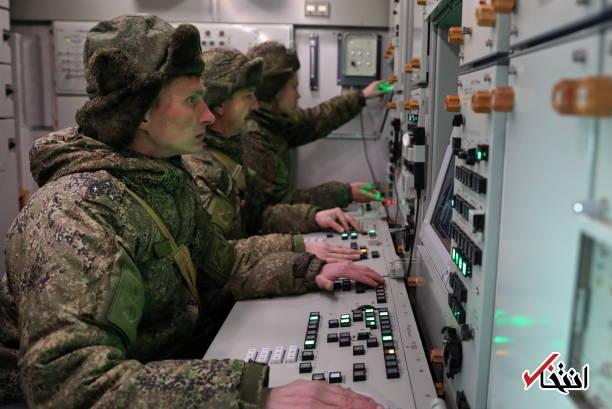تصاویر : استقرار سامانه  اس-۴۰۰ روسیه در شبه جزیره کریمه