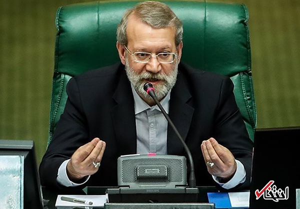 لاریجانی: سیاهنمایی با پس زمینه انتخابات همچنان ادامه دارد / حوادث 20 روز گذشته واکاوی شود / صداوسیما باید وظیفه ملی خود را بشناسد